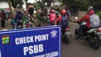PSBB Tangerang Raya Diperpanjang 14 Hari ke Depan