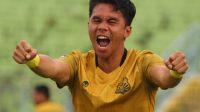 Bermain dalam Tempo Lambat, Bhayangkara Solo FC Raih Kemenangan