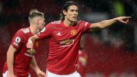 Edinson Cavani Didesak Pelatih Uruguay Untuk Tinggalkan Manchester United - Gilabola.com