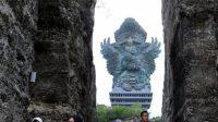 GWK Cultural Park Bali Buka Kembali Kunjungan bagi Wisatawan