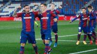 Hasil Liga Spanyol : Pembunuh Duo Madrid Berulah, Kali Ini Valencia Korban Baru Levante