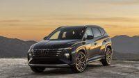Hyundai Tucson 2022 Hadir dengan Dua Varian Terbaru