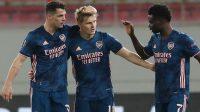 Odegaard: Saya Merasa Seperti di Rumah Bersama Arsenal