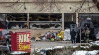Penembakan Brutal di Supermarket AS, 10 Orang Tewas Termasuk Polisi