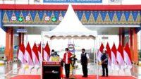 Tol Kayu Agung Beroperasi, Dari Bakauheni ke Palembang Hanya 3,5 Jam