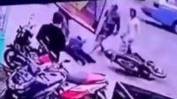 Viral Juru Parkir Aniaya Pemotor Gara-gara Hal Sepele.