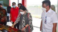 Bandara Pekon Serai Berubah Nama jadi Bandara Muhammad Taufiq Kiemas