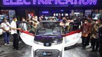 Deretan Mobil Listrik ini Sedot Perhatian di Ajang IIMS Hybrid 2021