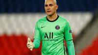 Keylor Navas Perpanjang Kontrak di PSG Hingga 2024