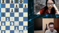 Lakoni Duel Menarik, Irene Sukandar vs GothamChess Berakhir Imbang 2-2