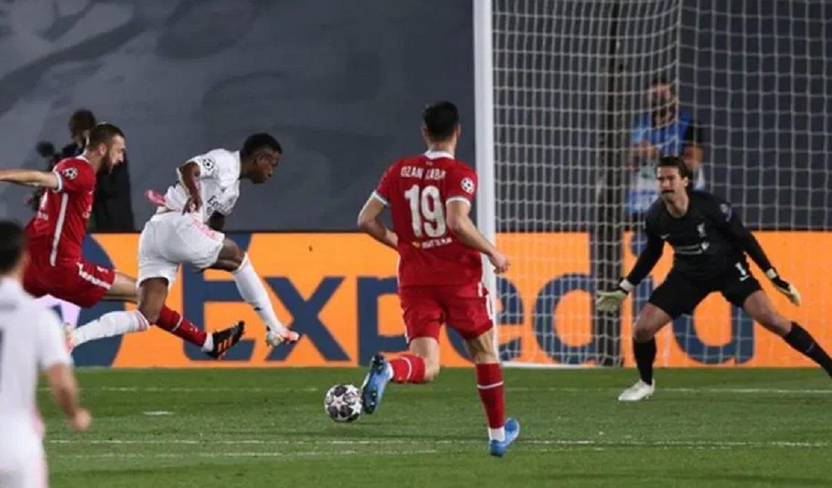 Liverpool Diprediksi Menang Atas Real Madrid Tapi Gagal Comeback - Gilabola.com