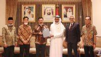 Pemerintah Arab Tunjuk Waskita Karya Bangun Masjid Raya Sheikh Zayed