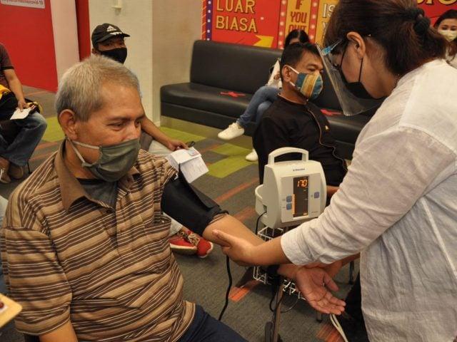 Sasar 45 Ribu Peserta, Prudential Indonesia Gelar Sentra Vaksinasi