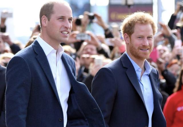 Sempat Tegang, Pangeran Harry dan William Mulai Komunikasi Lagi