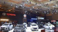 Toyota Bukukan Penjualan 1.021 Unit selama IIMS 2021, Innova Terlaris