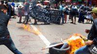 Bom Parsel di Myanmar Tewaskan 3 Polisi Penentang Junta Militer
