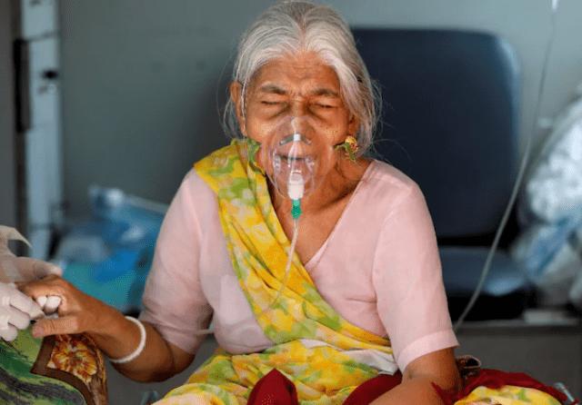 Dipicu Infeksi Jamur, Pasien Covid-19 di India Mengalami Kebutaan