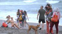 Duh, zona merah corona kembali muncul di Pulau Bali per awal Mei 2021