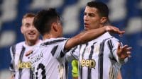 Hasil Liga Italia: Juventus Hajar Sassuolo 3-1, Ronaldo dan Dybala 100 Gol - Gilabola.com