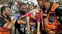 Israel Cuek Seruan Internasional, Biden Minta Kedua Pihak Tetap Tenang