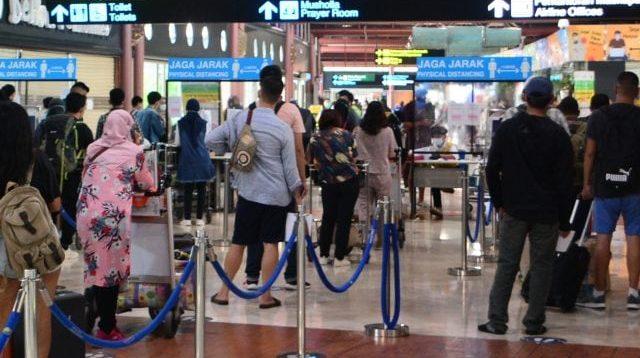 Jadwal Operasional Bandara Kelolaan AP II saat Periode Larangan Mudik