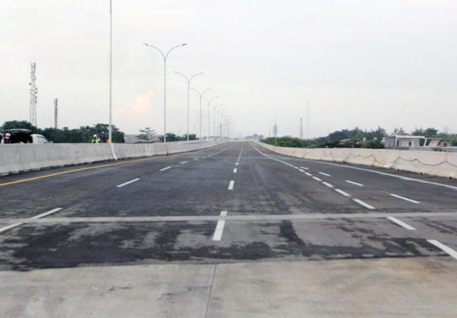 Jalan Tol Cilincing-Cibitung Siap Operasional Akhir 2021