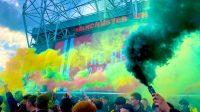Man United vs Liverpool Batal? Setan Merah Terancam Hukuman 3 Poin, Kumpulan Video dan Foto Rusuh Old Trafford