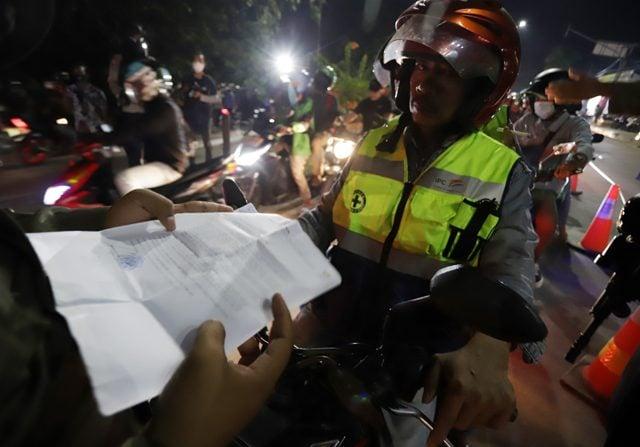 Pemudik Balik Jakarta Wajib Lapor RT dan Tunjukan Surat Bebas Covid