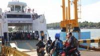 Pemudik Balik ke Jawa Naik Ferry Wajib Bawa Surat Negatif Covid-19