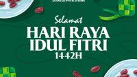 Resmi, Pemerintah Tetapkan Idul Fitri 1442 H Jatuh Pada 13 Mei