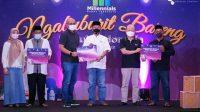 Sambut Lebaran, Pupuk Indonesia Bagikan 814 Paket Sembako