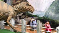 Seru Liburan dan Belajar Saat Lebaran dengan Mengenal Jenis Dinosaurus