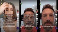 Wanita cantik ini auro menyesal menolak Ben Affleck di aplikasi kencan. (TikTok/@nivinejay)