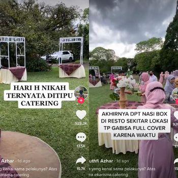 vendor catering nipu di acara pernikahan