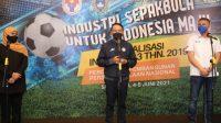 Bertekad Kombinasikan Industri Bola dan Sport Tourism