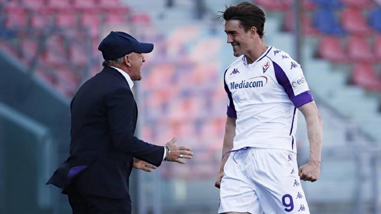 Bomber Muda Fiorentina Dinilai Sudah Siap Bermain di Klub Top Eropa - Gilabola.com