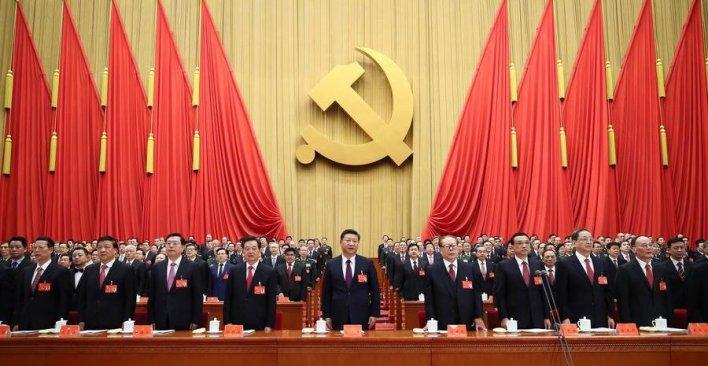 Kongres Nasional ke-19 Partai Komunis Tiongkok. Foto: freetibet.org