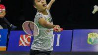 Dikalahkan No 19 Dunia, Fokus No 1 Indonesia ke Olimpiade Tak Goyah