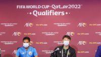 Duel Indonesia vs Thailand adalah Duel Dua Pelatih Alumnus Piala Dunia