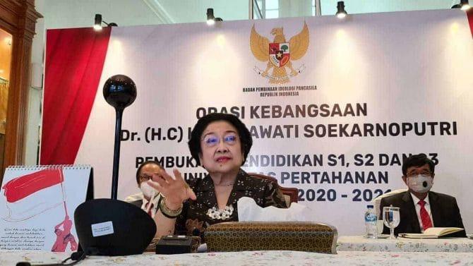 Guru Besar UNJ Tanggapi Tulisan Ilmiah Megawati di Jurnal Pertahanan