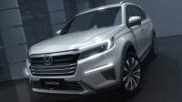 Honda Gelar Roadshow Mobil Konsep N7X di Tiga Kota, Bandung Pertama