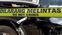 Kecelakaan Di Tol Sumatera, Wakapolres Lampung Utara Sempat Pingsan