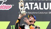Kejutan Kemenangan Pembalap KTM, Rossi dan Marquez Kembali Sial