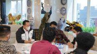 Ketua MPR Dorong PERMAHI Kaji Pentingnya Haluan Negara