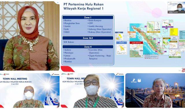 Pertamina Siap Sambut Pekerja Chevron Pacific Indonesia