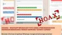 Soal Prestasi Estafet Cupang Dalam PPDB 2021, Disdik DKI: Hoaks