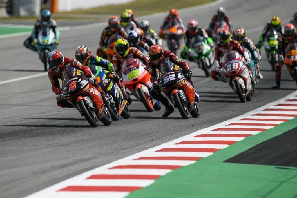 Sukses Besar, Pembalap Indonesian Racing Finis Kedua di Spanyol