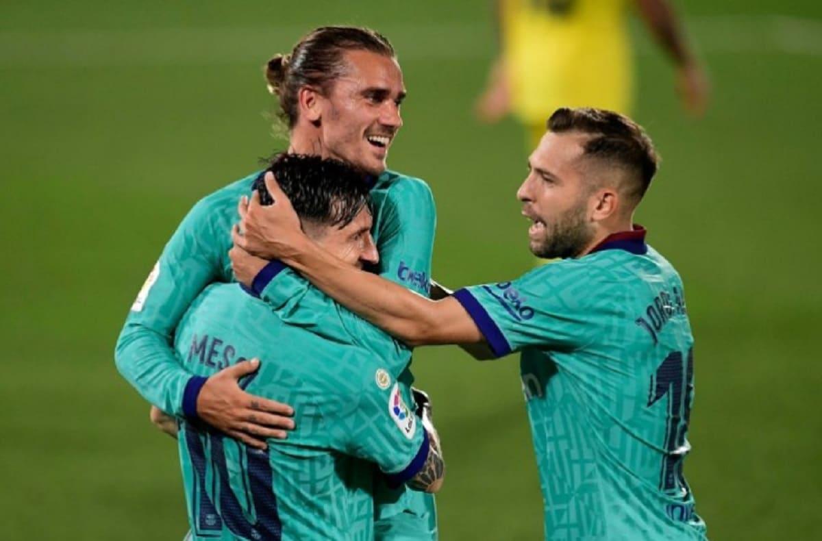 Tak Bahagia di Barcelona, Antoine Griezmann Berharap Euro 2020 Membantunya - Gilabola.com