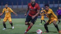 Tampil Buruk di Piala Menpora 2021, Madura United Coret Striker Brasil