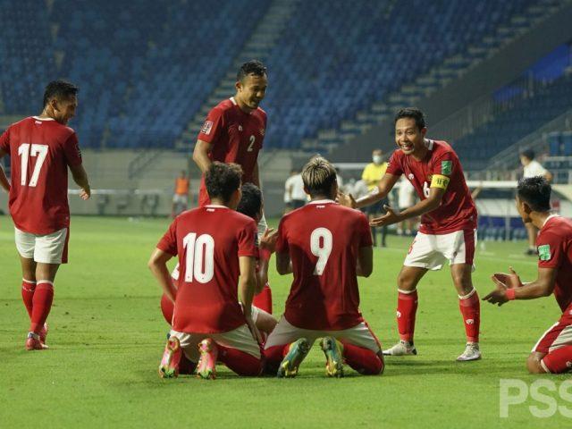Timnas Indonesia Jumpa Taiwan di Play-off Kualifikasi Piala Asia 2023